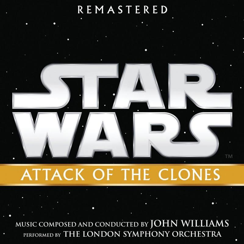 CD WILLIAMS JOHN - STAR WARS: ATTACK OF THE