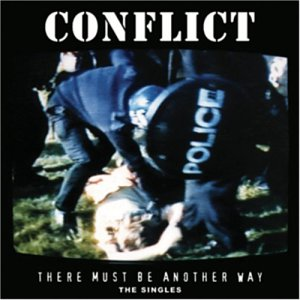 CD CONFLICT - THERE MUST BE ANOTHER WAY