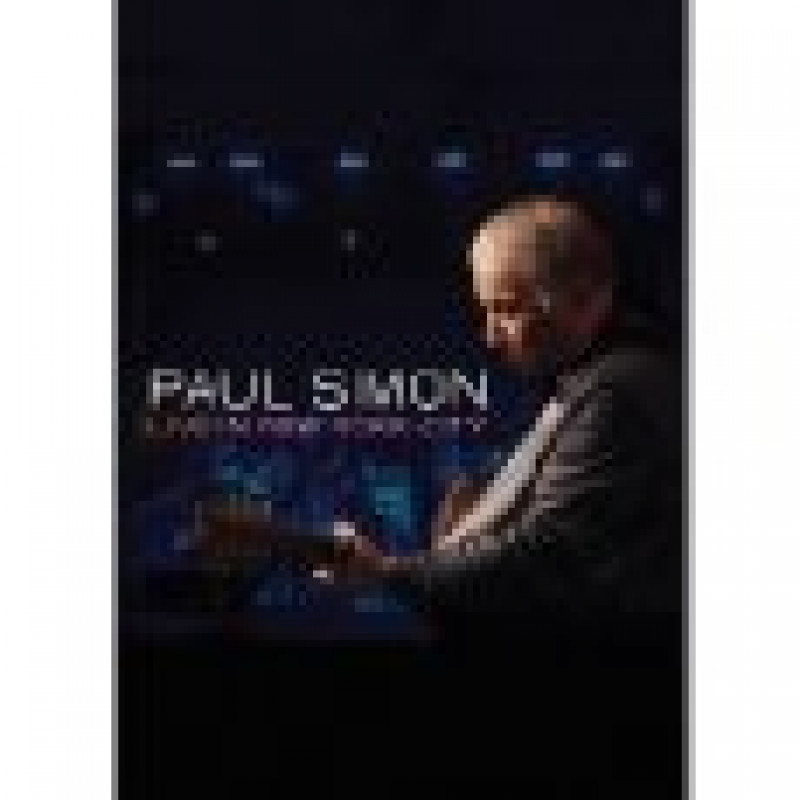 Blu-ray SIMON PAUL - LIVE IN NEW YORK CITY
