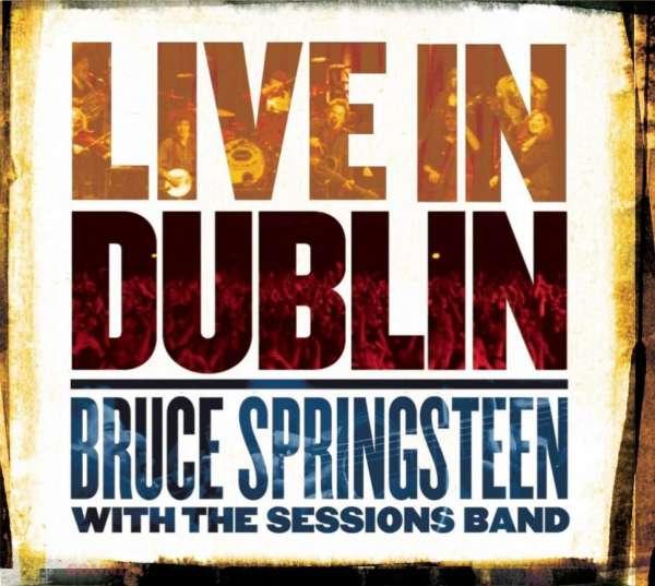 Bruce Springsteen - Vinyl LIVE IN DUBLIN