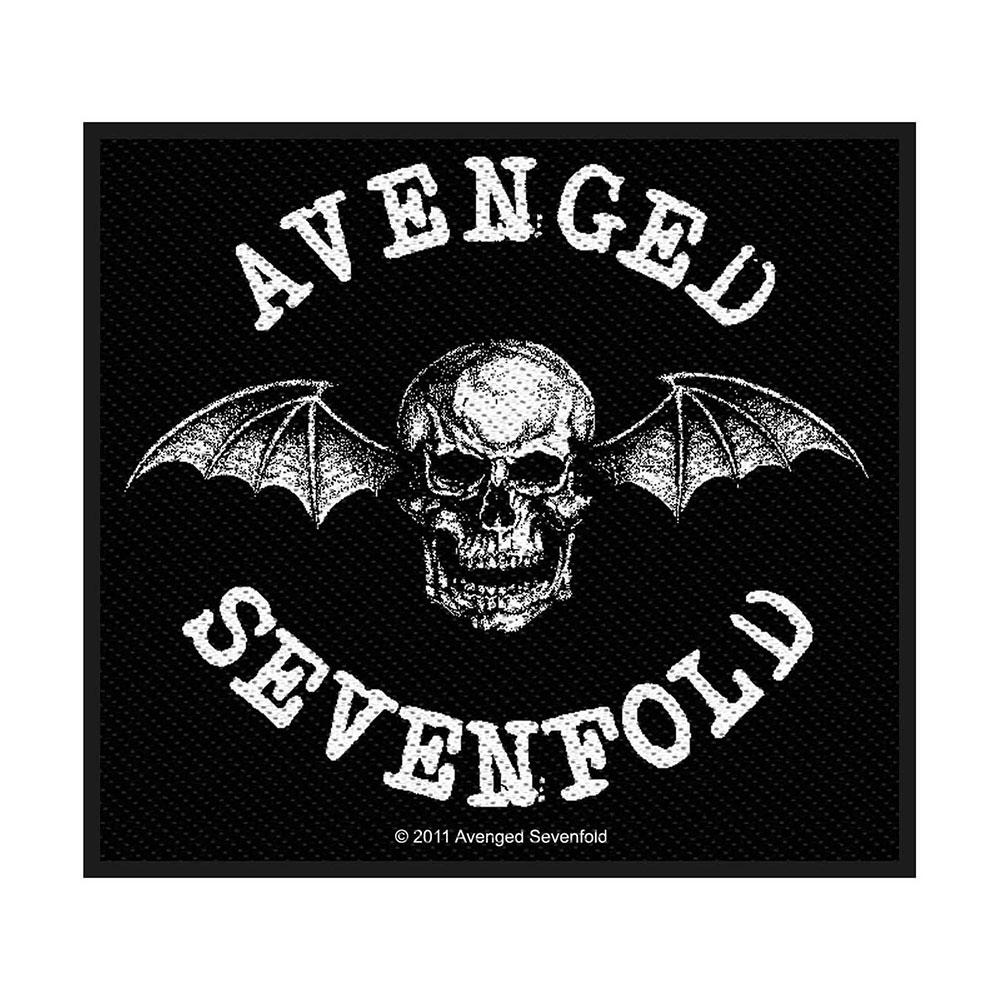 Avenged Sevenfold A7X - Nažehlovačka Death Bat