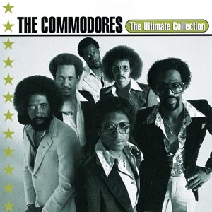 CD COMMODORES - ULTIMATE COLLECTION THE