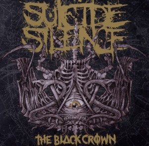 CD SUICIDE SILENCE - The Black Crown