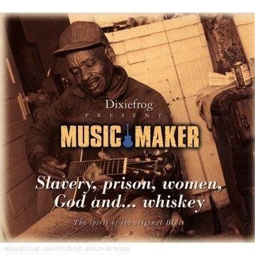 CD V/A - MUSIC MAKER: SLAVERY, PRI