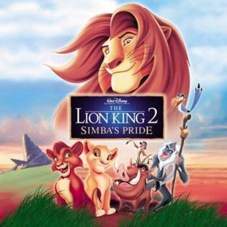 Various - CD THE LION KING 2/SIMBA'S PR