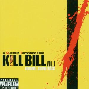 CD OST / VARIOUS - KILL BILL VOL.1