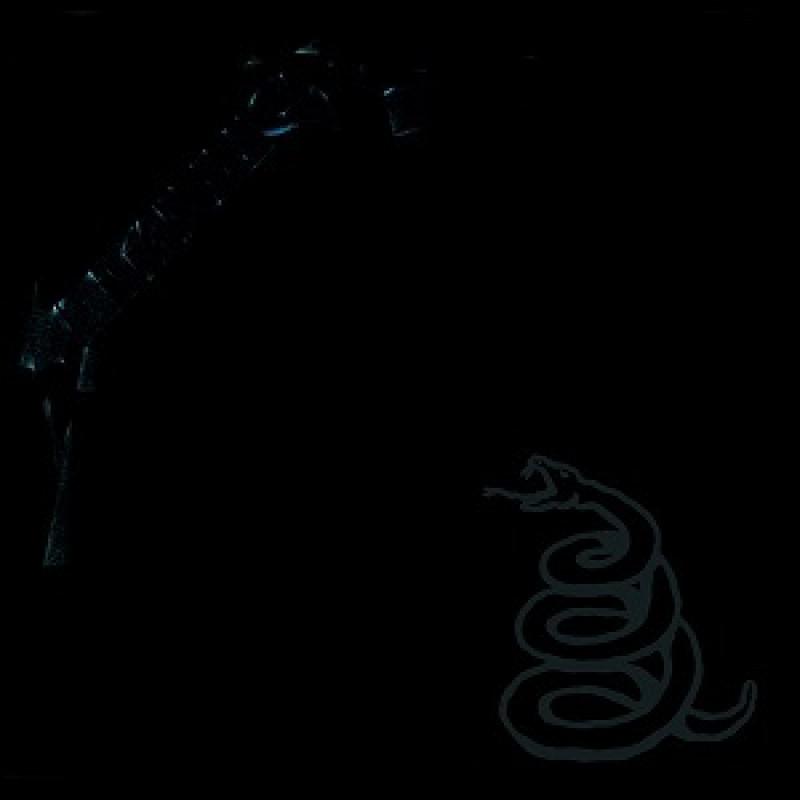 Metallica - CD METALLICA (BLACK ALBUM)
