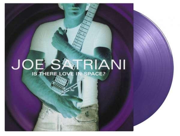 Vinyl SATRIANI, JOE - IS THERE LOVE IN SPACE?
