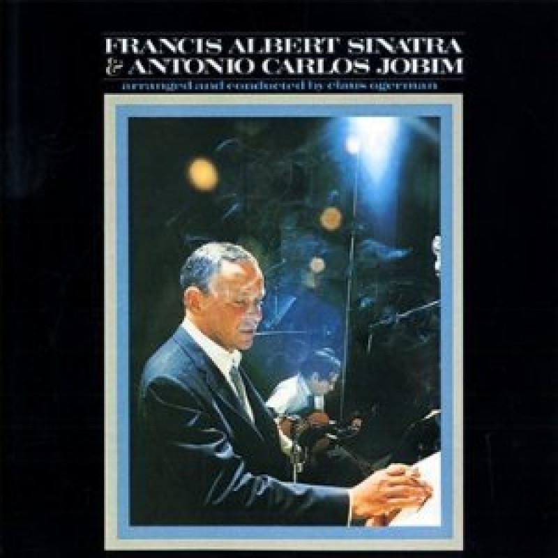 Frank Sinatra - CD SINATRA JOBIM