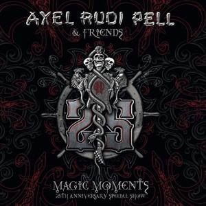 CD PELL, AXEL RUDI - MAGIC MOMENTS - 25TH ANNIVERSARY SPECIAL SHOW