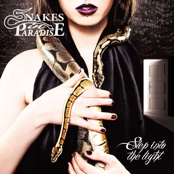 CD SNAKES IN PARADISE - STEP INTO THE LIGHT