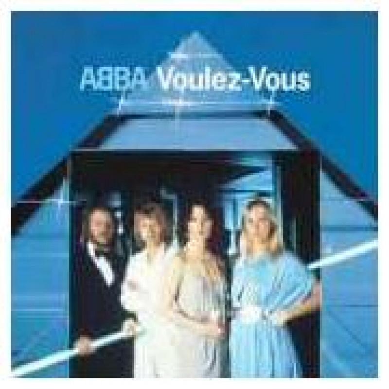 ABBA - Vinyl VOULEZ-VOUS