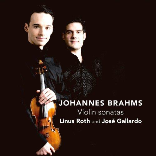 CD ROTH, LINUS/JOSE GALLARDO - SONATAS FOR VIOLIN & PIANO