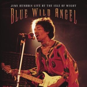 Jimi Hendrix - CD BLUE WILD ANGEL: JIMI HENDRIX LIVE AT THE ISLE OF WIGHT