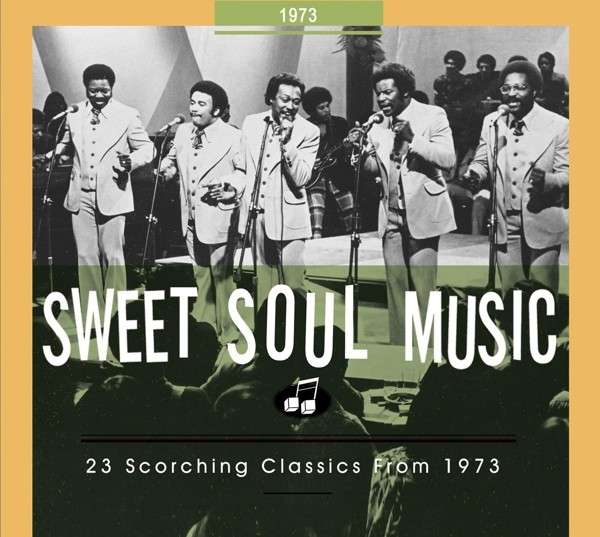 CD V/A - SWEET SOUL MUSIC 1973