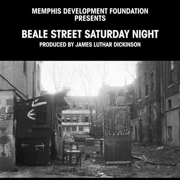 CD V/A - BEALE STREET SATURDAY NIGHT