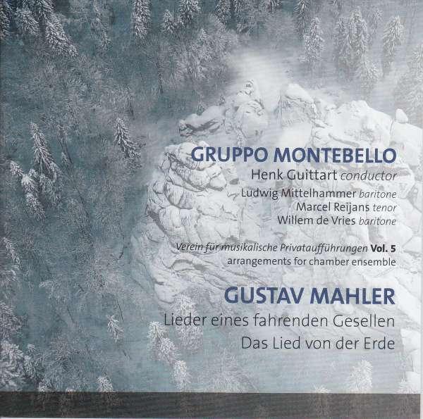 CD MAHLER, G. - VEREIN FUR MUSIKALISCHE PRIVATAUFFUHRUNGEN VOL.5