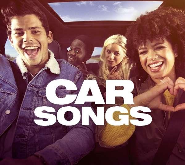 CD V/A - CAR SONGS