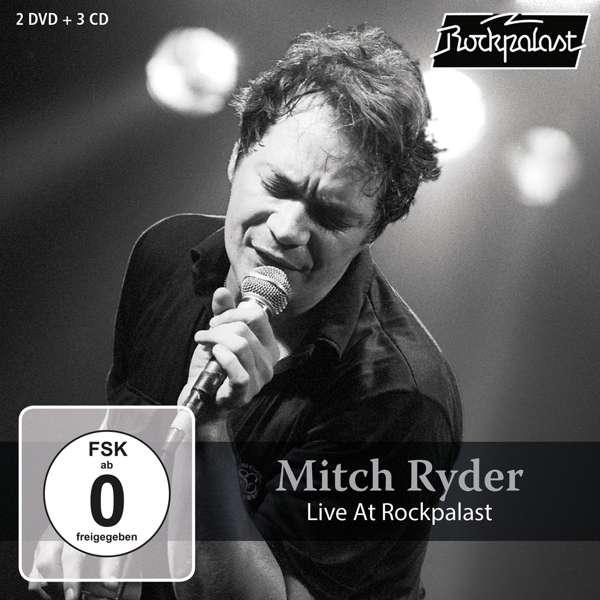 CD RYDER, MITCH - LIVE AT ROCKPALAST