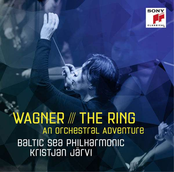 CD WAGNER, R. - Wagner: The Ring - An Orchestr