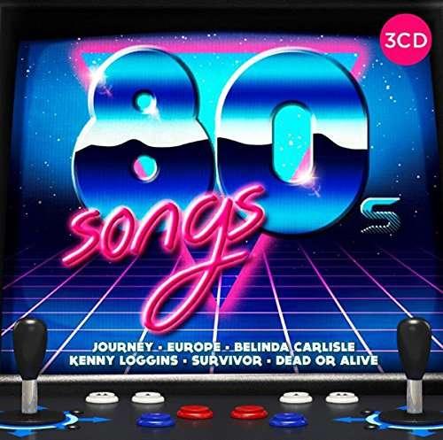 CD V/A - 80S SONGS
