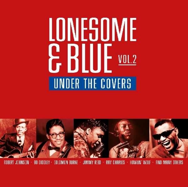 CD V/A - LONESOME & BLUE VOL.2 -