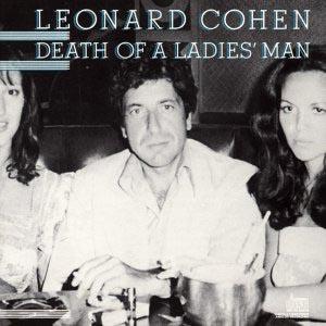 CD Cohen, Leonard - Death of a Ladies Man