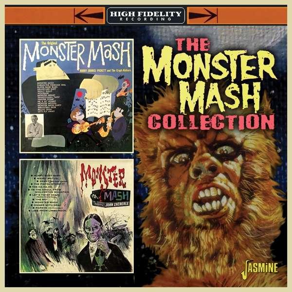 CD V/A - MONSTER MASH COLLECTION