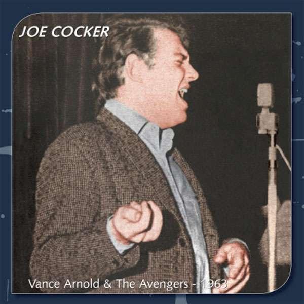 CD COCKER, JOE - VANCE ARNOLD AND THE AVENGERS 1963