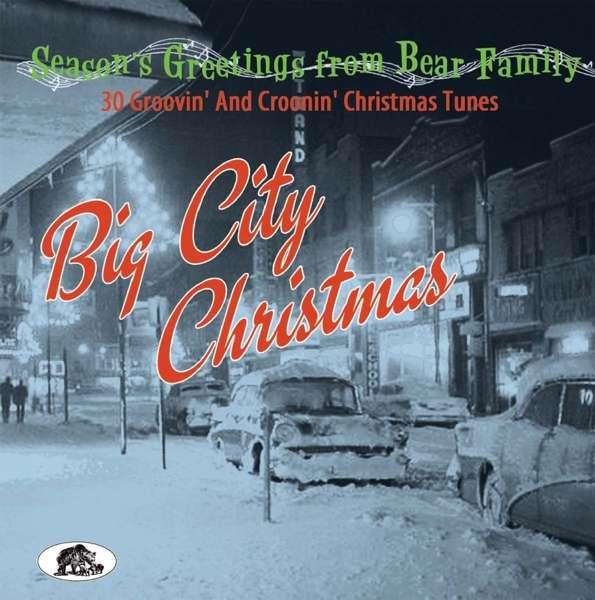 CD V/A - BIG CITY CHRISTMAS