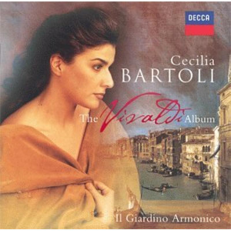 Vinyl BARTOLI CECILIA - ANTONIO VIVALDI