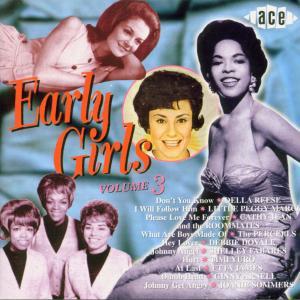 CD V/A - EARLY GIRLS VOL.3