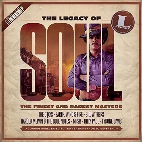 CD V/A - The Legacy of Soul