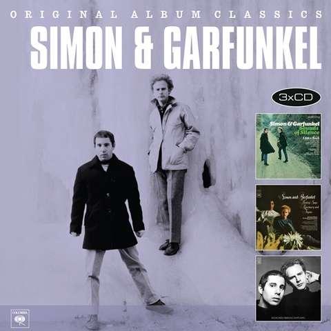 CD SIMON & GARFUNKEL - Original Album Classics
