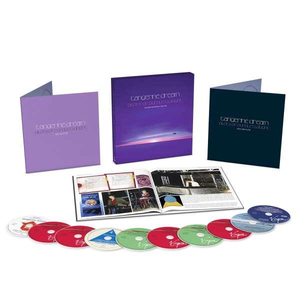 Tangerine Dream - CD PILOTS OF PURPLE../BOX/LTD
