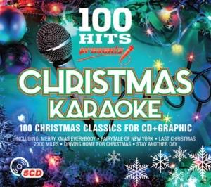CD V/A.=KARAOKE= - 100 HITS - CHRISTMAS KARAOKE