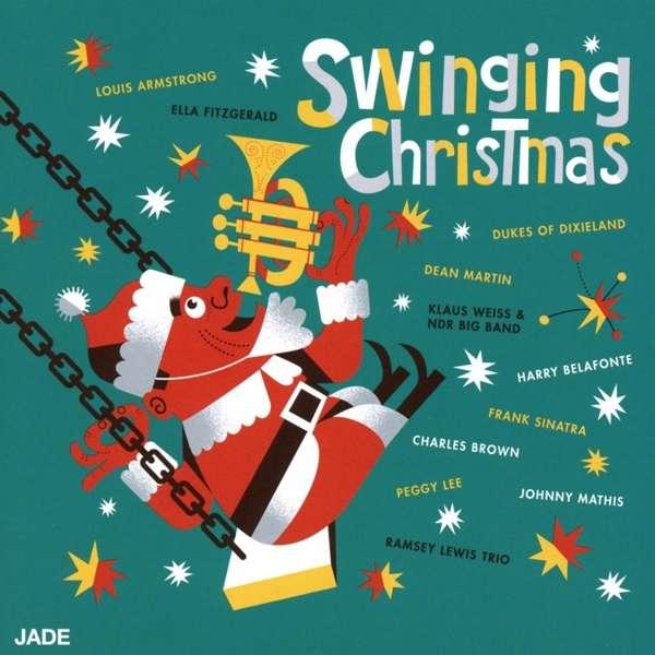 CD VARIOUS ARTISTS - SWINGING CHRISTMAS