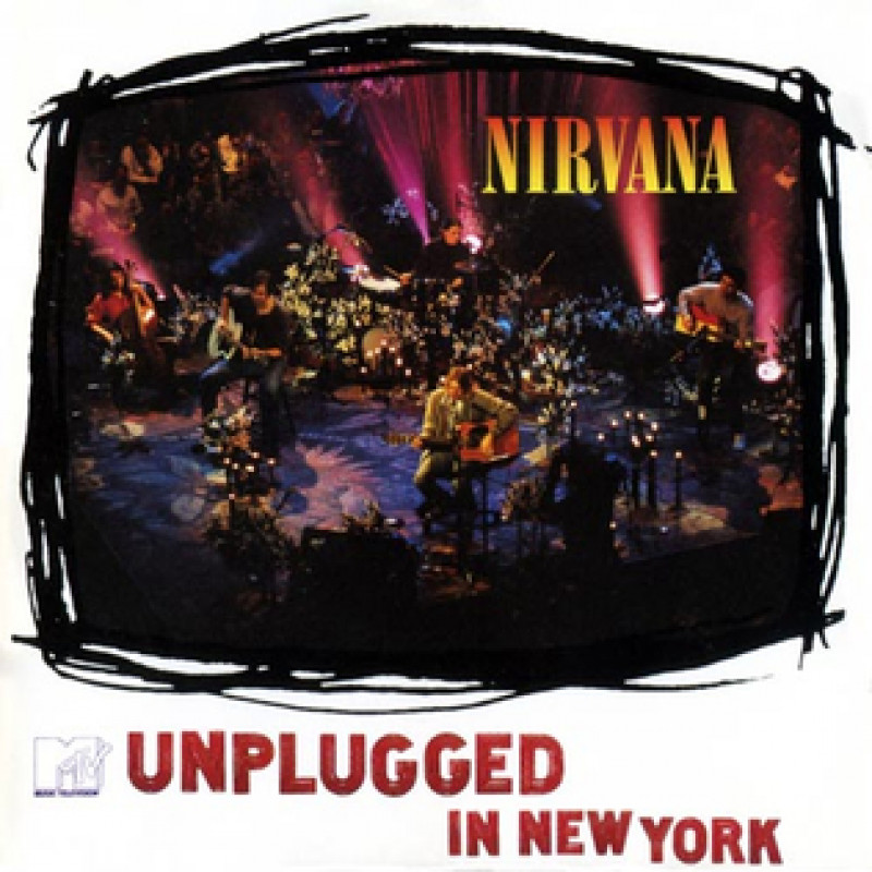 Nirvana - CD UNPLUGGED IN NEW YORK