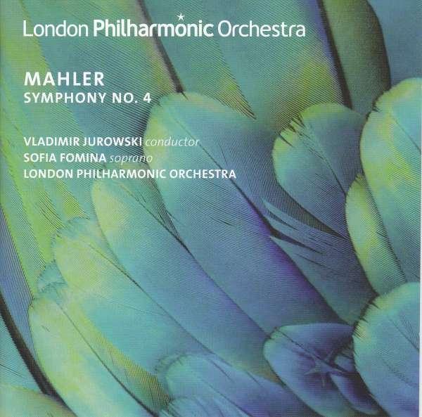CD MAHLER, G. - SYMPHONY NO.4