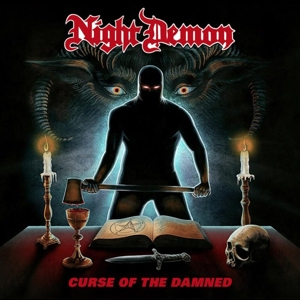 CD NIGHT DEMON - CURSE OF THE DAMNED