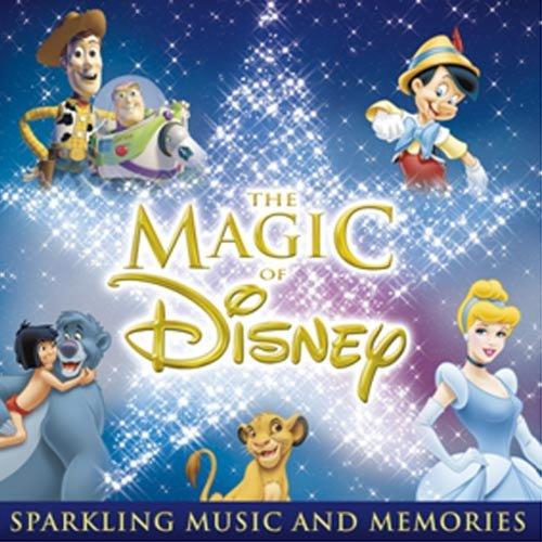 Various - CD THE MAGIC OF DISNEY
