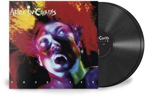 Alice In Chains - Vinyl FACELIFT