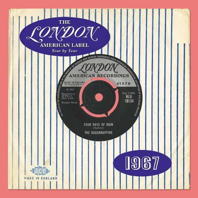 CD V/A - LONDON AMERICAN LABEL:67
