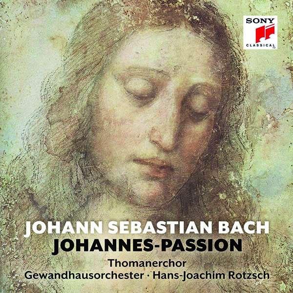 CD BACH, J.S. - Bach: Johannes-Passion/St. Joh