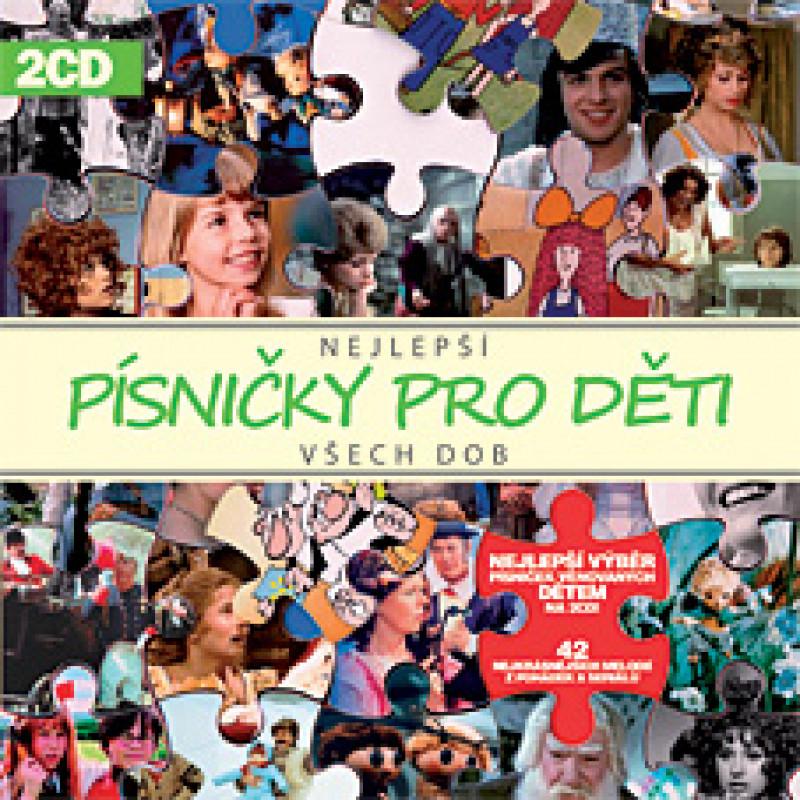 CD RUZNI/POP NATIONAL - NEJ PISNICKY PRO DETI VSEC