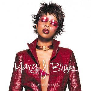 Mary J. Blige - CD NO MORE DRAMA -18TR-
