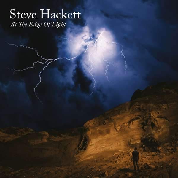 CD HACKETT, STEVE - At The Edge Of Light