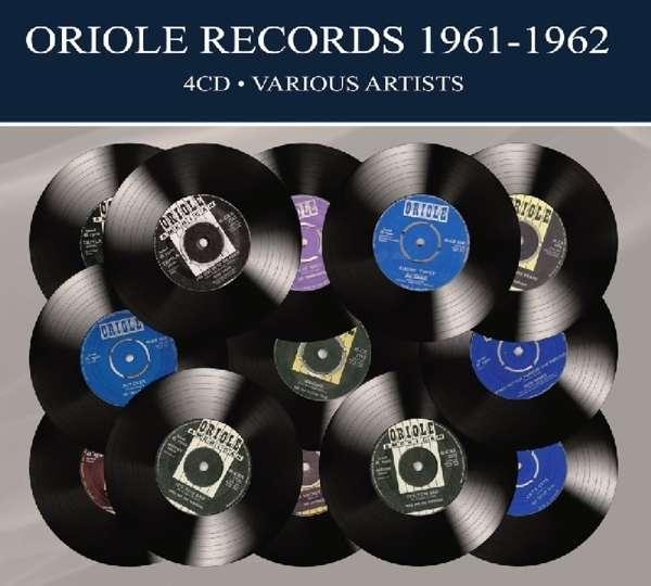 CD V/A - ORIOLE RECORDS 1961-1962