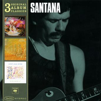 Santana - CD Original Album Classics