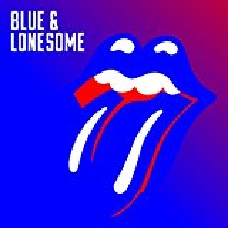 Rolling Stones - CD BLUE & LONESOME